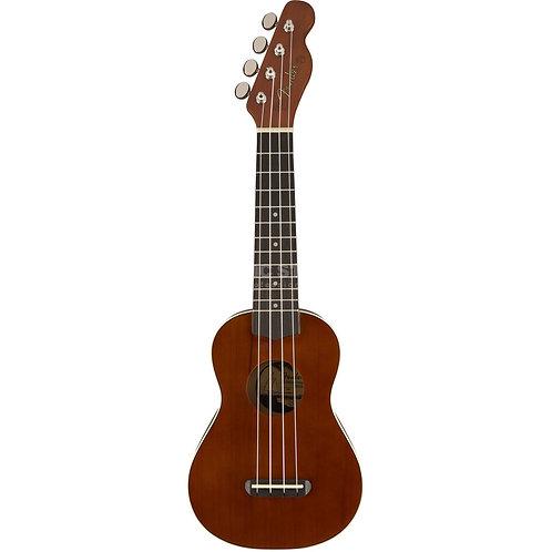 Ukulele Fender 097 1610 Venice Soprano 021 Natural