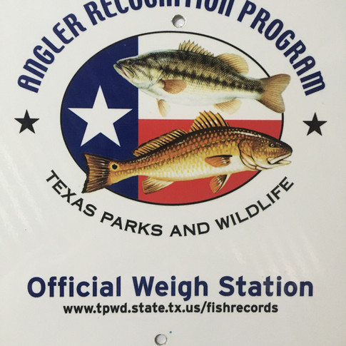 TPWD Official Weigh Station
