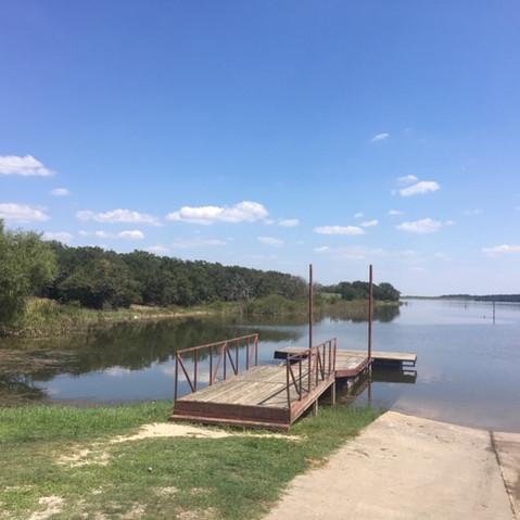 Lake Amon Carter