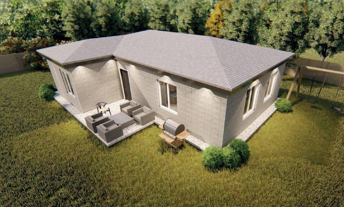 91 m2 Comfort-Line
