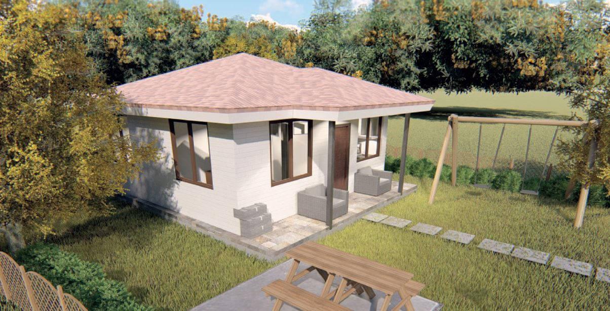 45 m2 Basic-Line