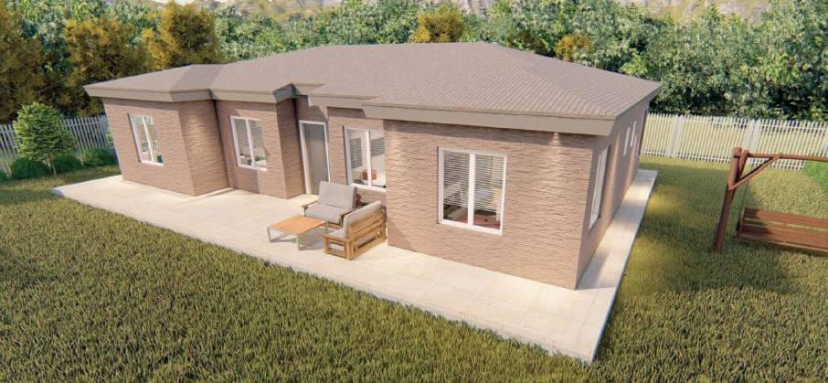 127 m2 Luxury-Line