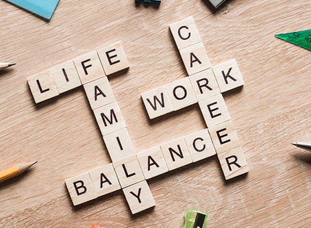 More Tips for a Healthy Work-Life Balance