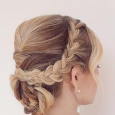 bridal hair oxfordshire