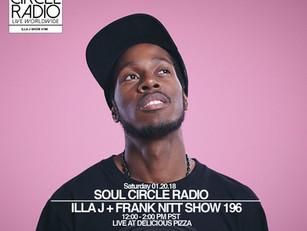 ILLA J + FRANK NITT SHOW 196 RECAP