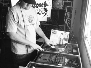 DIGGIN IN THE CRATES VOL.3 WITH THE EARL SHOW #180 RECAP