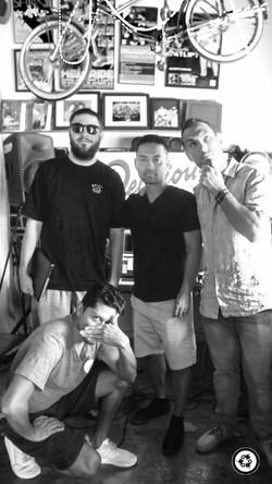 NuTropic Crew x Mza