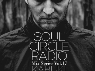 SOUL CIRCLE RADIO MIX SERIES VOL.17 - KABUKI (FRANKFURT, GERMANY)