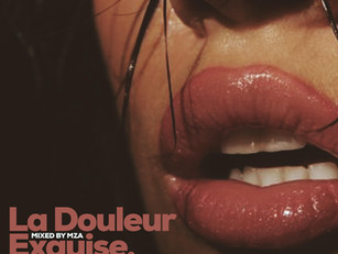 "NEW DJ MZA MIX ""LA DOULEUR EXQUISE"" OUT NOW!"
