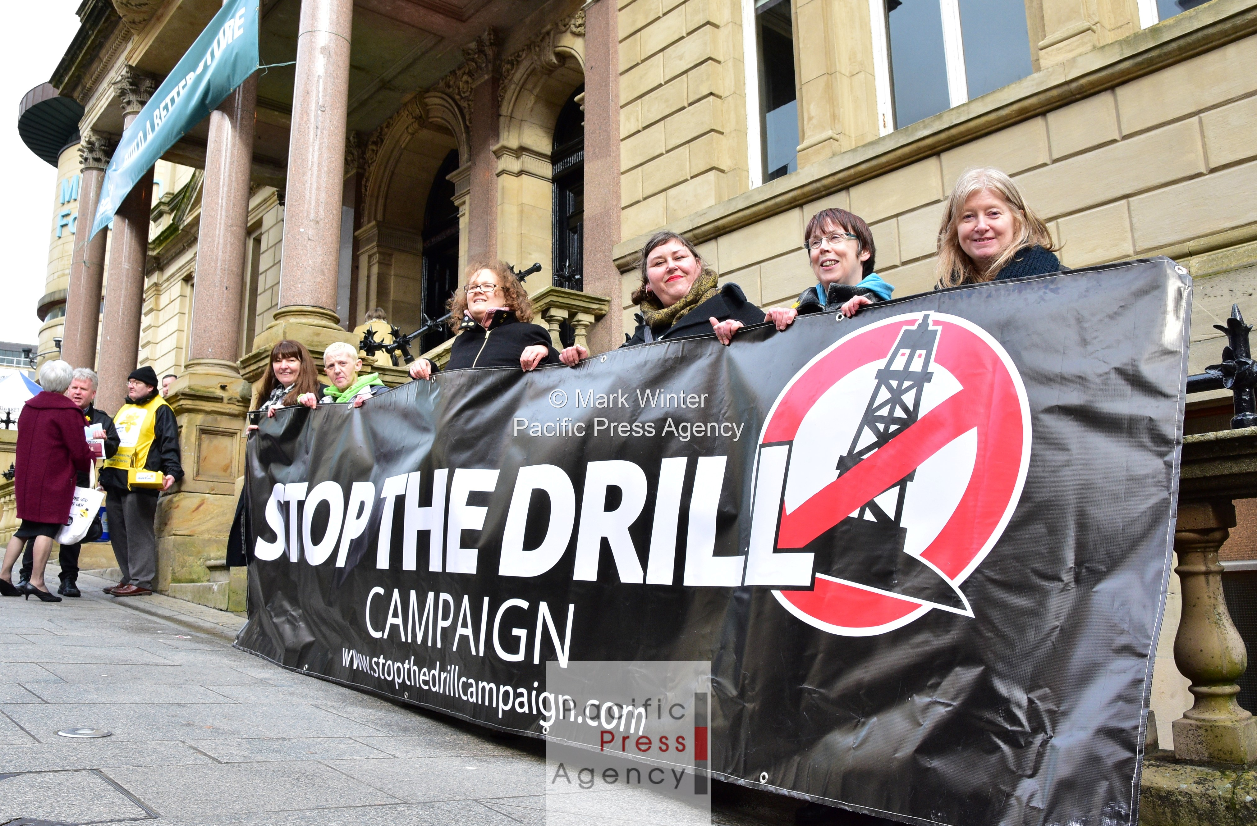 Stop the Drill
