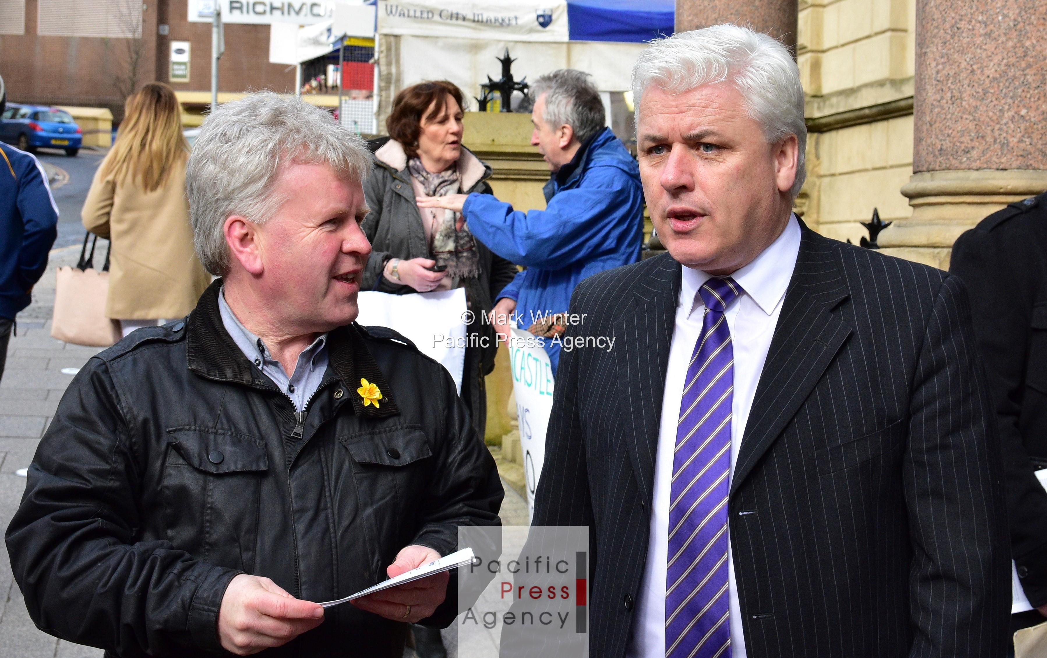 Fearghal McKinney MP