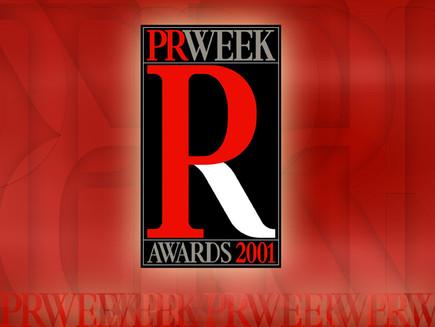 PR Week Poster Animation