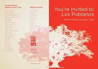 Founders' Circle Invitation