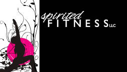 Spirited Fitness Business Card
