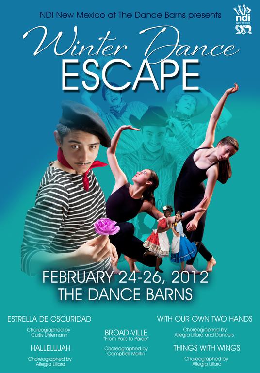 Winter Dance Escape Pos