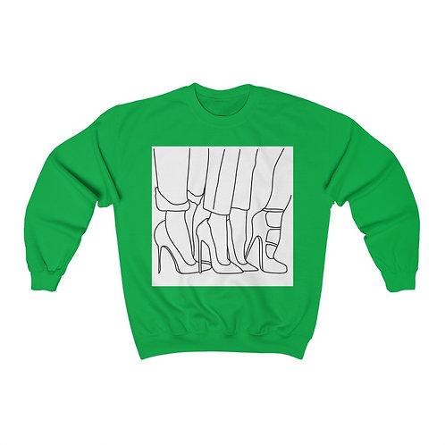Heels 3 Super Soft Sweatshirt