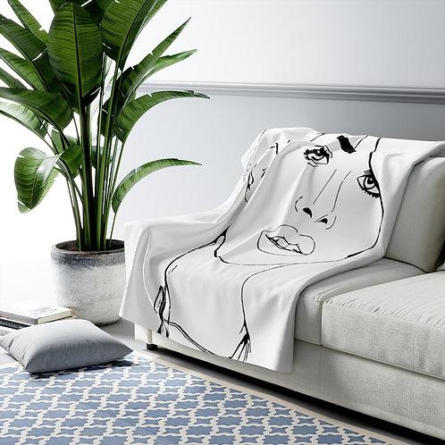 Aaliyah Sherpa Fleece Blanket