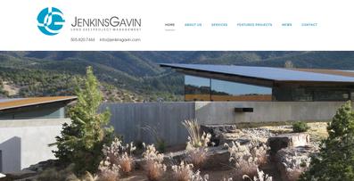 Jenkins Gavin Website