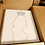 Thumbnail: Queen Silhouette - 16x20 Pre Sketched Canvas