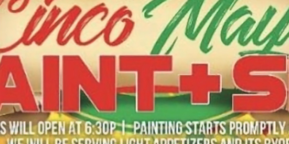 Trap Paint Party: Taco Tuesday Edition