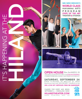 Hiland Theater Advertisement