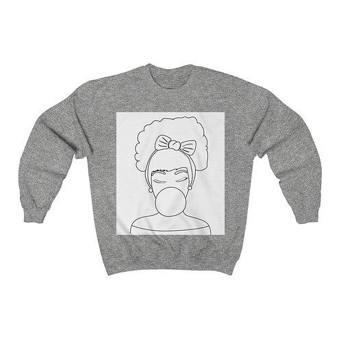Bubble Gum Super Soft Sweatshirt