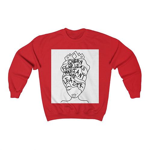 Black Woman Super Soft Sweatshirt