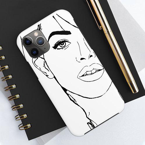 The Aaliyah iPhone 11 Phone Case