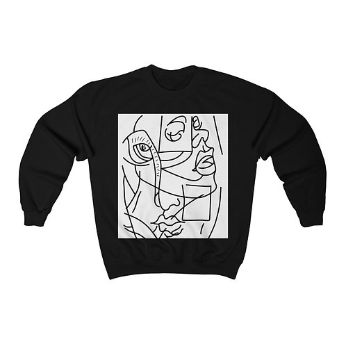 Abstract 1 Super Soft Sweatshirt