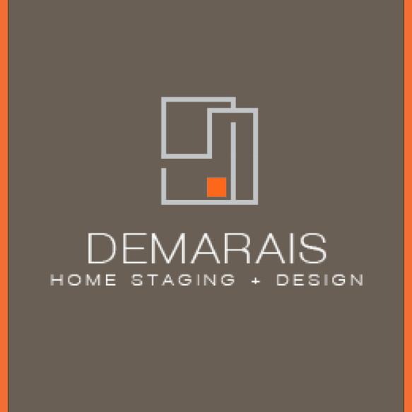 Demarais Logo Design