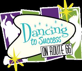 Dacing to Success Logo