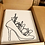 Thumbnail: Heels 5 Pre Drawn Canvas for Painting, Sip and Paint Canva