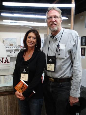Gene Salecker & Linda Dreher 2015