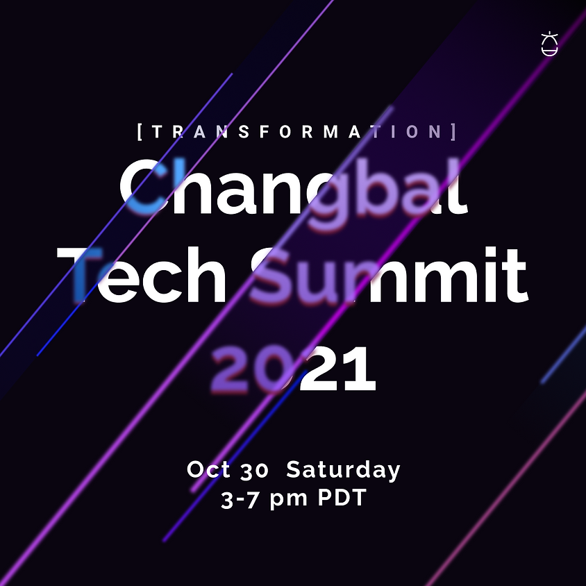 2021 Changbal Tech Summit (CTS)