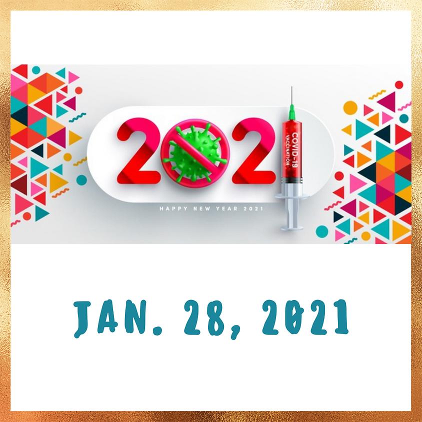 [1월 전체세미나] 2021 첫 모임 - COVID 검사 그리고 백신