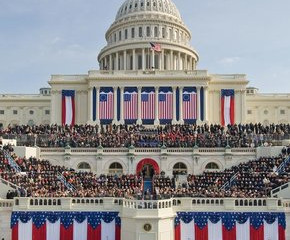 The Dawn of a New Era: Inauguration Day 2017