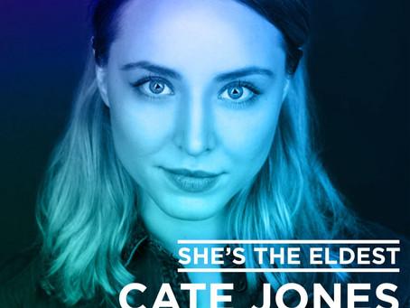 "The ""Really Fine Podcast"" - Cate Jones Talks ""She's the Eldest"""