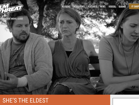 Film Threat Review: She's the Eldest