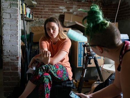 The Oklahoman: Interview & video - Oklahoma actress Cate Jones premiering feature film directorial