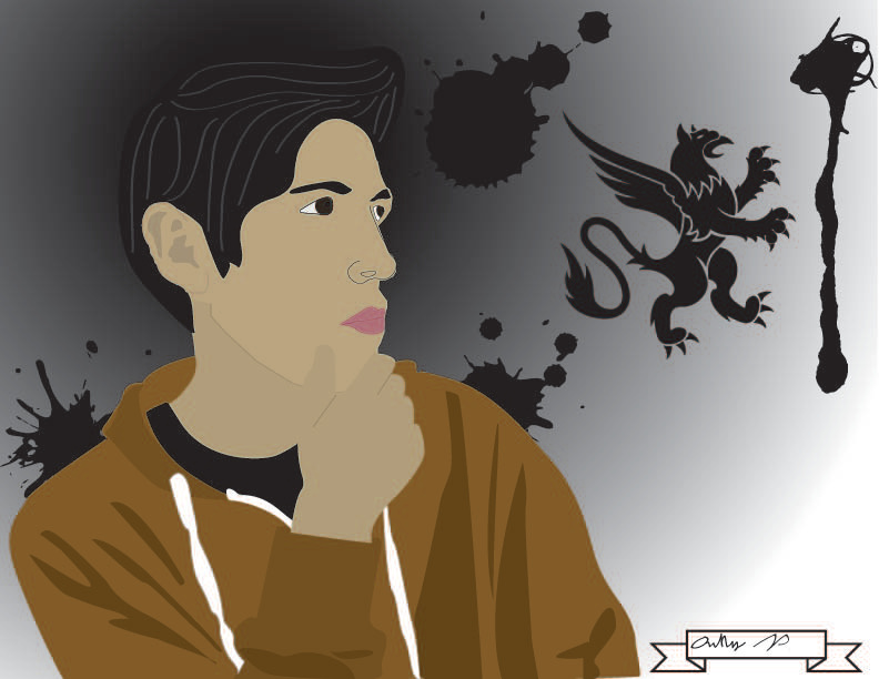 Vector_Self_portrait_aperez_2014
