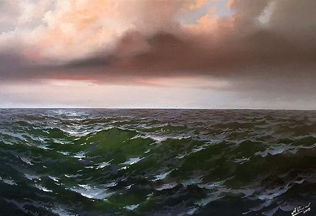 2018 Открытое море 60х40см.jpg