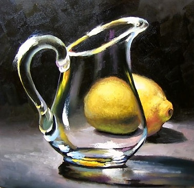 "Урок ""Кувшин с лимоном"""