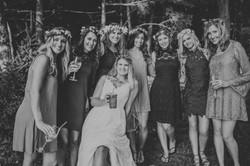 Lake Wedding Party
