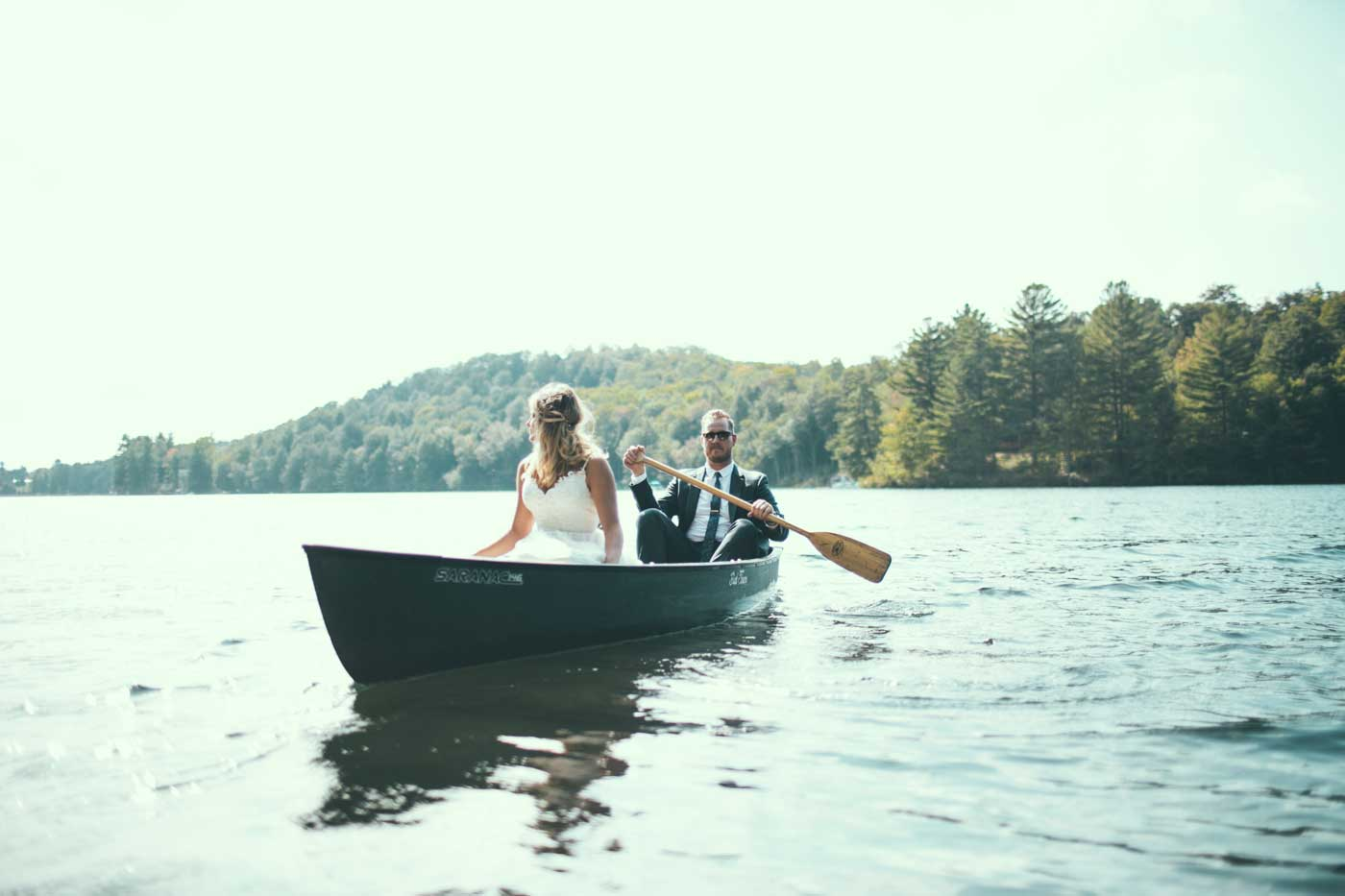 Lake Wedding Upstate New York