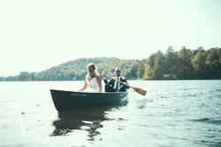 Lake Wedding Upstate New York