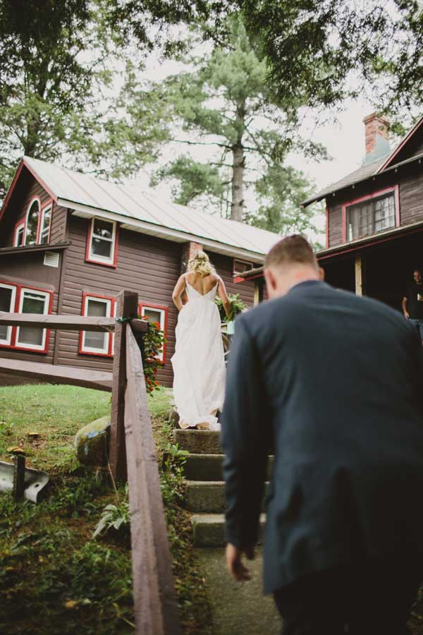 Outdoors Wedding Venue NY