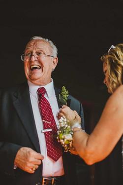 Wedding in Adirondack Mountains