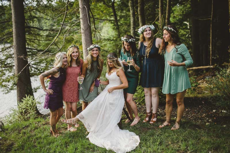 White Lake Wedding Party