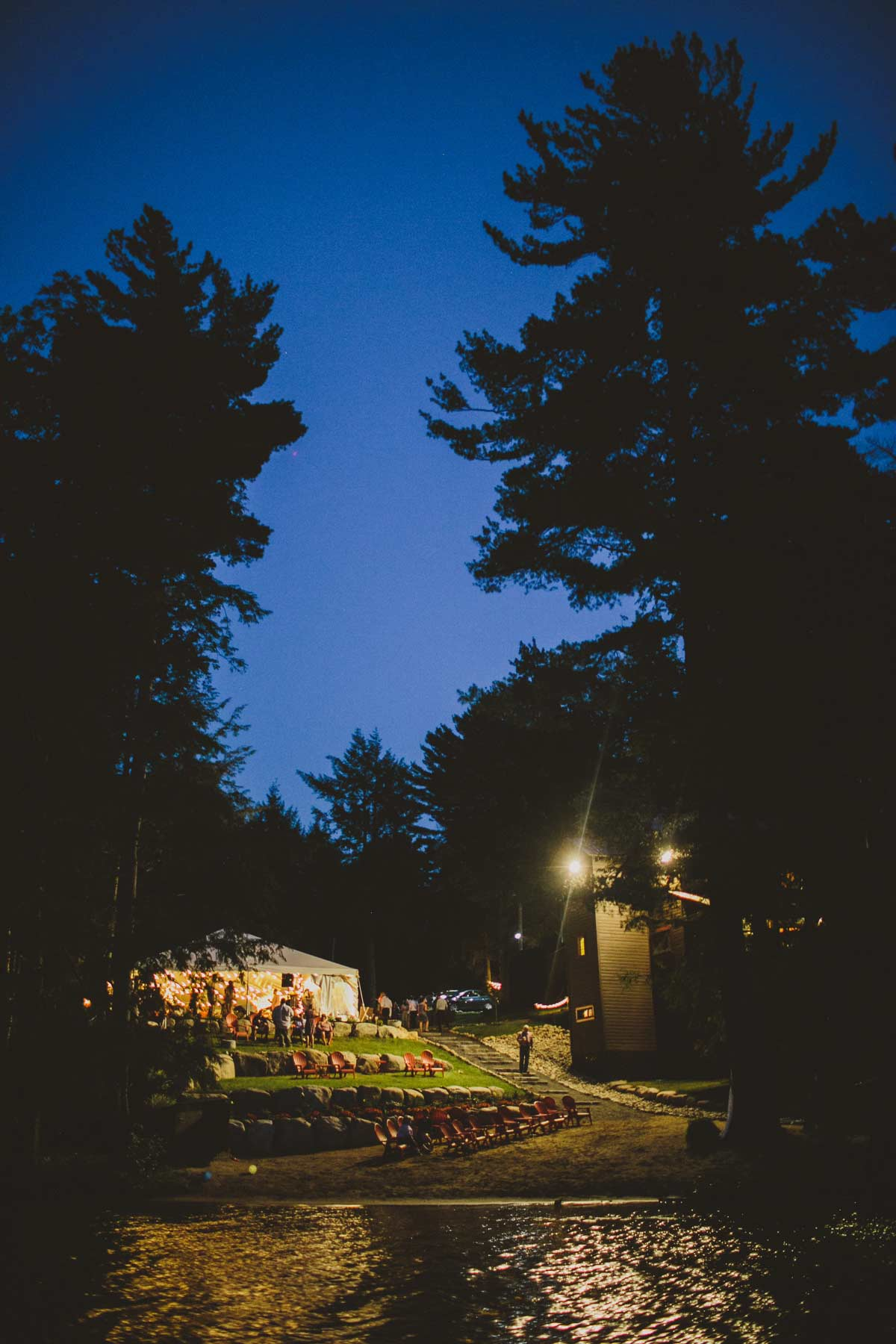 Wedding and Lodging Adirondack