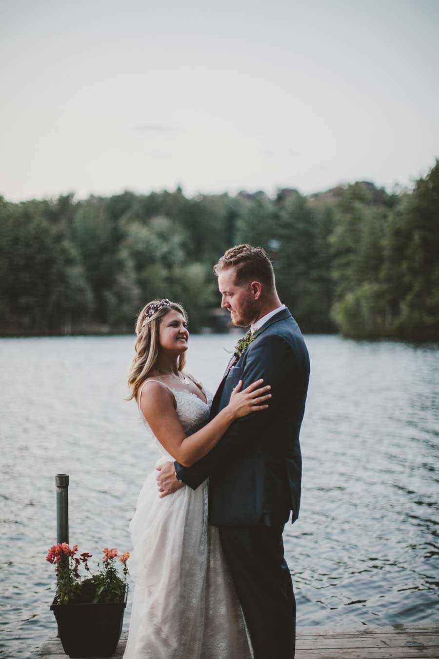 Lake Wedding Venue